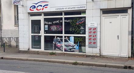 Agence rue de Paris
