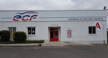Siége de l' ECF CESR 35 à Montgermont