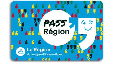 Pass Région Auvergne Rhône-Alpes