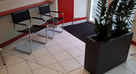 Accessibilité Agence (travaux réalisés décembre 2012)