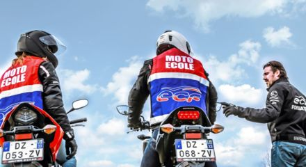 moto et formateur