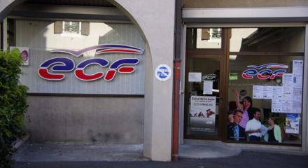 Agence Bonneville Derrière la Mairie, dans l'impasse