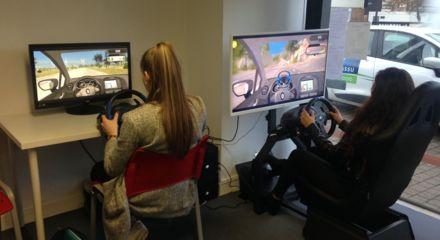 simulateurs TGD Maromme
