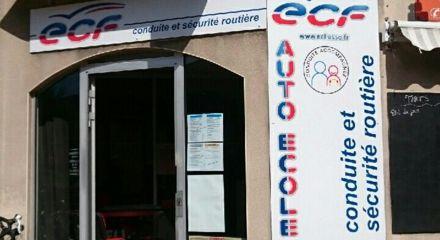 Vitrine ECF St Clément