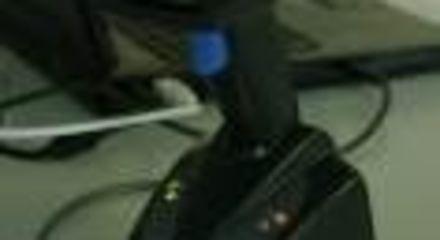 Scannette code-barre