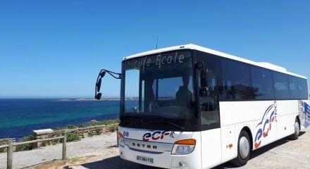 Transport voyageurs bus