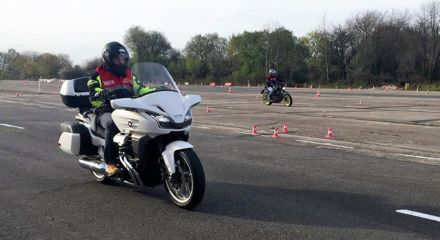 FORMATION MOTO  A2 VERS A
