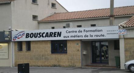 ECF Bouscaren - Agence de Nîmes St Cezaire