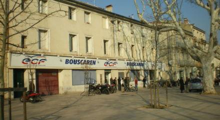 Agence ECF Bouscaren - cours Gambetta