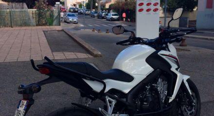 Honda CBF 650