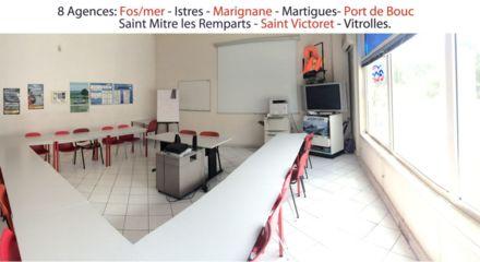 Salle formations de Martigues