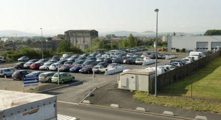 Parking stagiaires Gerzat