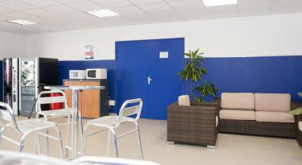 Salle de repos stagiaires Montlucon
