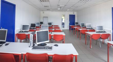 Salle informatique Montlucon