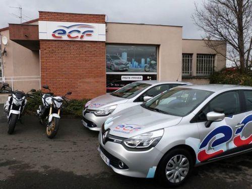 Auto-école ECF Clermont-Ferrand