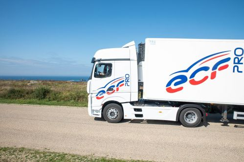 camion ECF pro