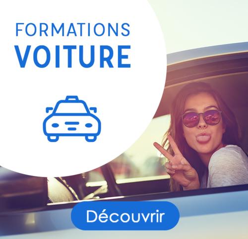 Les formations au permis voiture Toulouse