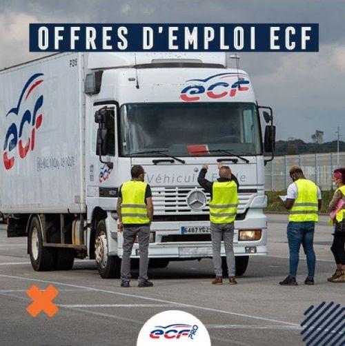 offres d'emploi ECF