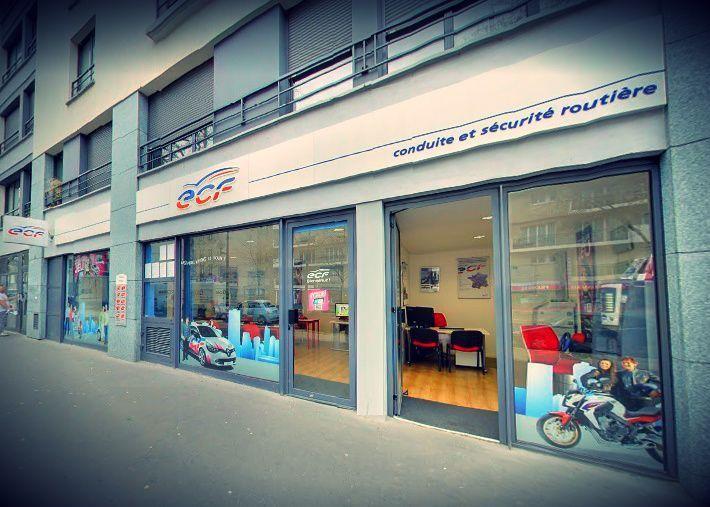 Auto cole formation professionnelle ecf paris centre for Garage automobile paris 12