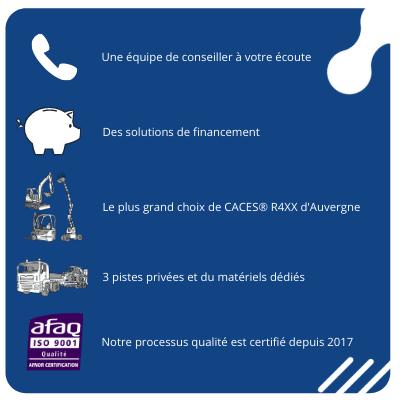 5 bonnes raisons de choisir ECF Vigier Montluçon