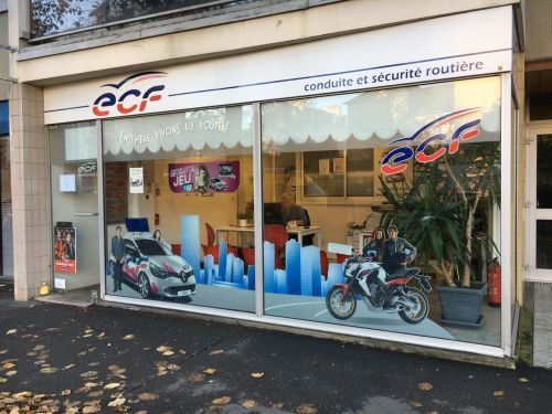 Auto-école ECF Rennes