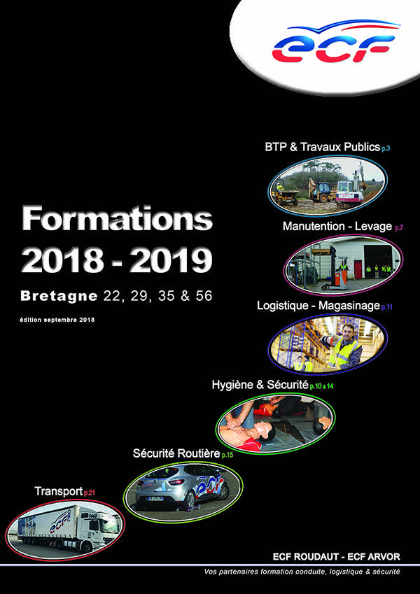 Catalogue ECF Bretagne 2018-2019