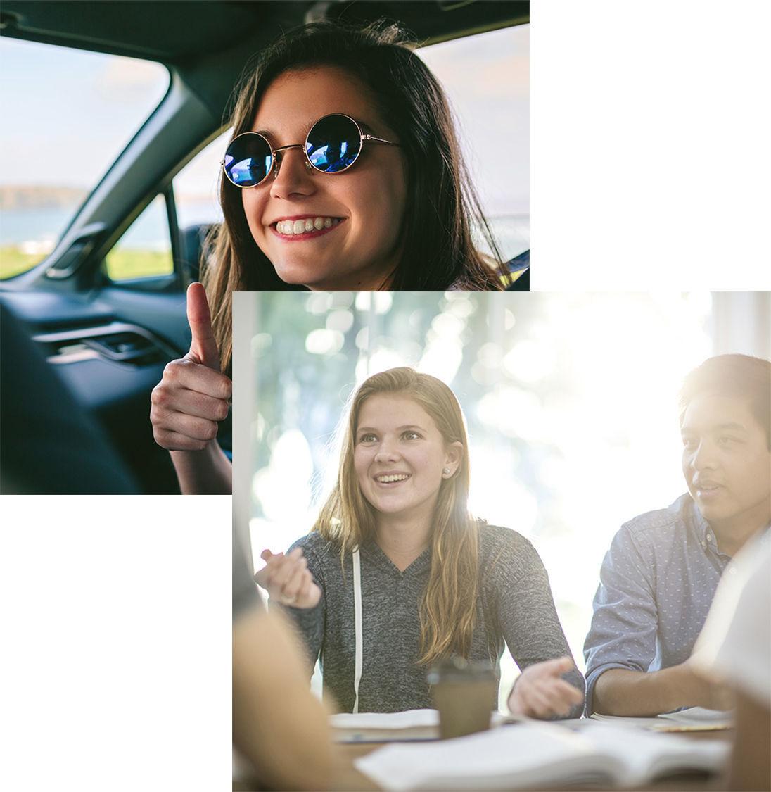 Formation complémentaire post-permis jeunes conducteurs