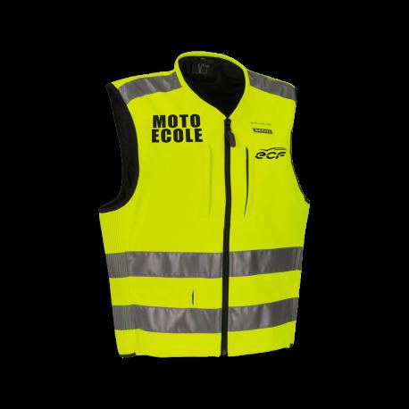 Gilet airbag deux-roues ECF