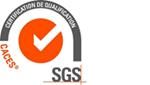 logo SGS Caces