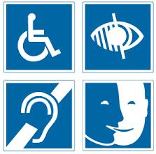 Pictogrammes handicap
