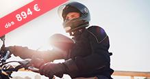 Stage moto école de conduite Cahors