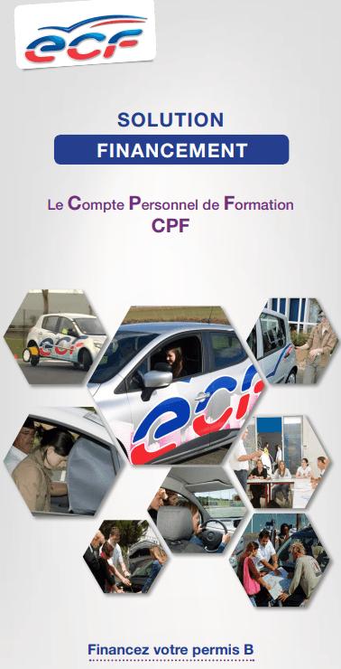 Utilisez votre CPF pour financer votre permis B !