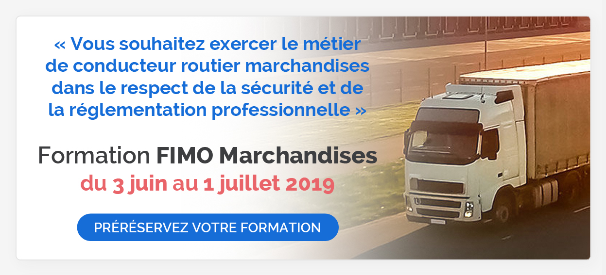 Formation FIMO Marchandises