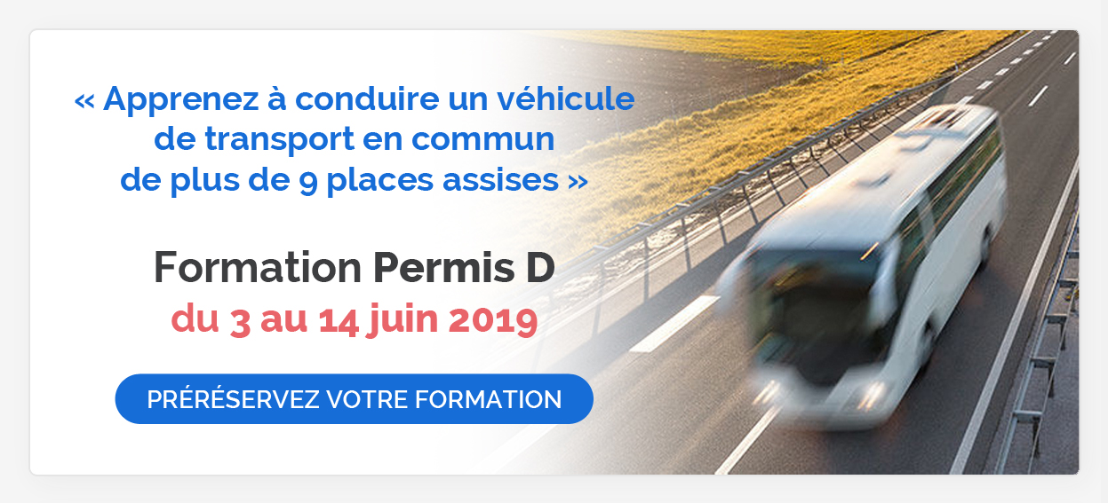 Formation Permis D
