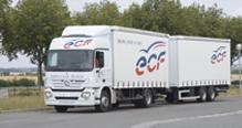 Formation Titre Pro conducteur routier de marchandises sur porteur