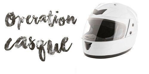 Votre casque pas cher avec le permis moto