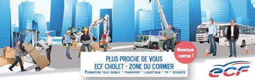 Ouverture du centre de formation ECF de Cholet