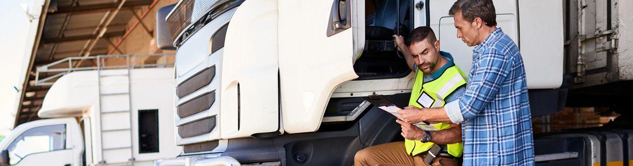Formation à la conduite de poids lourd et transport routier